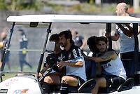 SÃO PAULO,SP, 14.09.2013 TREINO/CORINTHIANS/SP - Jogadores  durante treino do Corinthians no CT Joaquim Grava na zona leste de Sao Paulo. (Foto: Alan Morici /Brazil Photo Press).