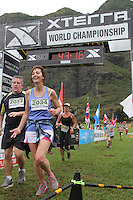 2016 XTERRA Oahu - Finish
