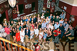 Sarah Walsh, Clogherbrien, Tralee celebrates her 30th birthday with family and friends at O'Donnell's Bar on Saturday