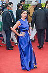 Amelle Chahbi attends the 'Life' Premiere during the 41st Deauville American Film Festival on September 5, 2015 in Deauville, France