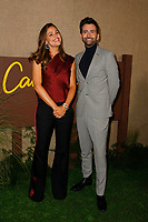 Los Angeles, CA - OCT 10:  Jennifer Garner and David Tennant attend the Los Angeles premiere of HBO series 'Camping' at Paramount Studios on October 610 2018 in Los Angeles, CA. Credit: CraSH/imageSPACE/MediaPunch
