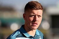 Alfie Mawson of Swansea City during Barnet vs Swansea City, Friendly Match Football at the Hive Stadium on 12th July 2017
