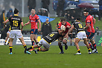 BLENHEIM, NEW ZEALAND - AUGUST 10: Tasman Mako v Wellington Lion at Lansdowne Park in Blenheim. 10 August 2019, (Photos by Barry Whitnall/Shuttersport Limited)