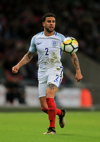England's Kyle Walker during the FIFA World Cup 2018 Qualifying Group F match between England and Slovenia at Wembley Stadium on October 5th 2017 in London, England. <br /> Calcio Inghilterra - Slovenia Qualificazioni Mondiali <br /> Foto Phcimages/Panoramic/insidefoto
