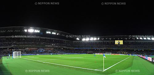 General view, <br /> DECEMBER 15, 2016 - Football / Soccer : <br /> FIFA Club World Cup Japan 2016 Semi Final match between <br /> Club America 0-2 Real Madrid <br /> at Yokohama International Stadium, Kanagawa, Japan. <br /> (Photo by AFLO SPORT)