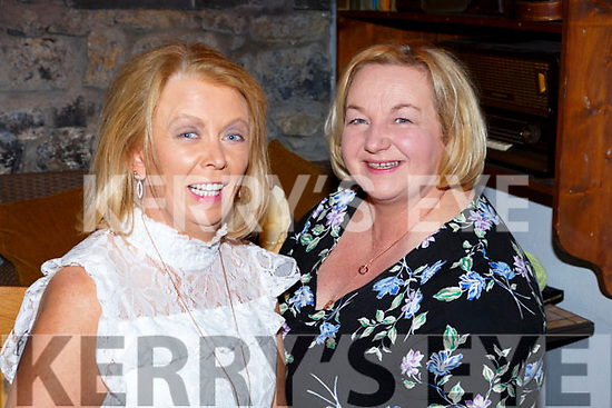 Joan and Kate Carmody enjoying a night out in Bella Bia on Saturday last.