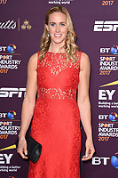 Helen Glover<br /> at the BT Sport Industry Awards 2017 at Battersea Evolution, London. <br /> <br /> <br /> ©Ash Knotek  D3259  27/04/2017