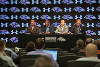 2014 Ravens Pre-Draft Luncheon