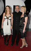 Montreal (Qc) Canada - March 9, 2008 -<br /> Christine Beaulieu (L),<br /> Raymond Bouchard (M),<br /> Sylvie Boucher (R)<br /> at the 10th Jutras Gala held in Montreal.<br /> <br /> photo :(c)  Images Distribution