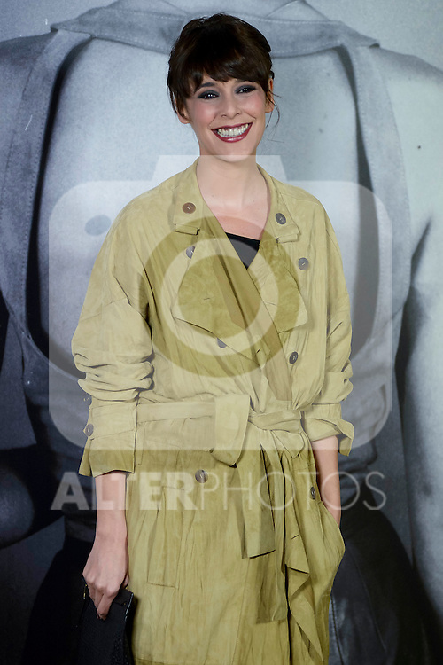 "Belen Cuesta attends to the photocall of the presentation Loewe Exhibition ""Past, Present, Future"" in Madrid. November 17, Spain. 2016. (ALTERPHOTOS/BorjaB.Hojas)"
