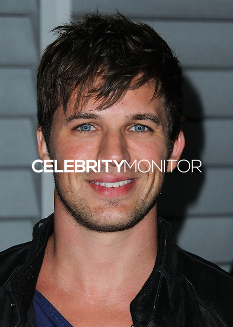 WEST HOLLYWOOD, CA, USA - JUNE 10: Matt Lanter at the MAXIM Hot 100 Party held at the Pacific Design Center on June 10, 2014 in West Hollywood, California, United States. (Photo by Xavier Collin/Celebrity Monitor)