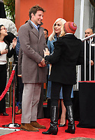 07 January 2019 - Hollywood, California - Bradley Cooper, Katharine Ross, Lady Gaga . Sam Elliott Hand And Footprint Ceremony held at TCL Chinese Theatre. <br /> CAP/ADM/BT<br /> &copy;BT/ADM/Capital Pictures