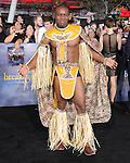 Amadouly attends The world premiere of Summit Entertainment's THE TWILIGHT SAGA: BREAKING DAWN -PART 2 held at  Nokia Theater at L.A. Live in Los Angeles, California on November 12,2012                                                                               © 2012 DVS / Hollywood Press Agency