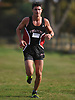 Devin Brancato of Wheatley legs out a win in the Nassau County boys cross country Class C state qualifier at Bethpage State Park on Saturday, Nov. 4, 2017. He finished the 5K race with a time of 18:23.71.