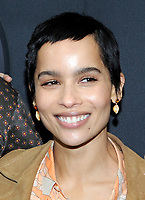 """NEW YORK, NEW YORK - FEBRUARY 13: Zoe Kravitz attends the """"High Fidelity"""" New York Premiere at The Metrograph on February 13, 2020 in New York City.<br />    <br /> CAP/MPI/JP<br /> ©JP/MPI/Capital Pictures"""