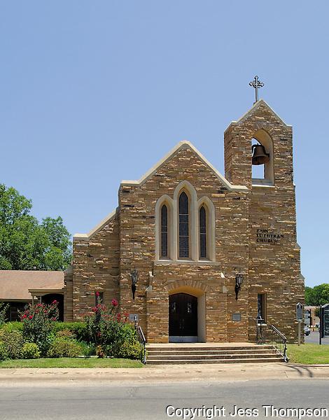 First Lutheran Church, Kerrville, Texas