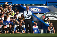 Everton manager Ronald Koeman looks on     <br /> <br /> <br /> Photographer Craig Mercer/CameraSport<br /> <br /> The Premier League - Chelsea v Everton - Sunday 27th August 2017 - Stamford Bridge - London<br /> <br /> World Copyright &copy; 2017 CameraSport. All rights reserved. 43 Linden Ave. Countesthorpe. Leicester. England. LE8 5PG - Tel: +44 (0) 116 277 4147 - admin@camerasport.com - www.camerasport.com