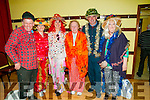 Wren Boy Night : Members of the Causway Wren Boy group who took part in the Wren Boy competition in Listowel on Friday night last. L-R: Liam Leen, Norma O'Donoghue, Roisin O'Hanlon, Dolores Harrington, Maurice O'Hanlon & Trish Lawlor.