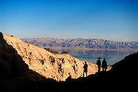The En Gedi Nature Reserve is located on the eastern edge of the Judean Desert on the shore of the Dead Sea. En Gedi's location and its fresh water sources have supported life and human settlement for 5,000 years.