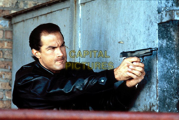 Steven Seagal.in Above the Law (1988) .*Filmstill - Editorial Use Only*.CAP/NFS.Supplied by Capital Pictures.