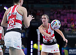 Fast5 2017<br /> Fast 5 Netball World Series<br /> Hisense Arena Melbourne<br /> Match <br /> England v Malawi<br /> <br /> <br /> <br /> <br /> Photo: Grant Treeby