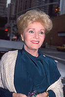 Debbie Reynolds 1987 by Jonathan Green