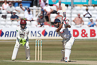 Ravi Bopara in batting action for Essex during Essex CCC vs Somerset CCC, Specsavers County Championship Division 1 Cricket at The Cloudfm County Ground on 26th June 2018