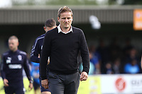 AFC Wimbledon manager Neal Ardley during AFC Wimbledon vs Scunthorpe United, Sky Bet EFL League 1 Football at the Cherry Red Records Stadium on 15th September 2018