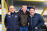 Stephen Kenny Dundalk FC Manager<br /> Picture www.newsfile.ie