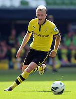 FUSSBALL   DFB POKAL   SAISON 2012/2013   1. Hauptrunde FC Oberneuland - Borussia Dortmund            18.08.2012 Marco Reus (Borussia Dortmund)) Einzelaktion am Ball