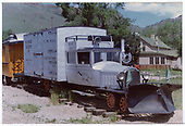 RGS Goose #2 with plow at Colorado Railroad Museum.<br /> RGS  Golden, CO