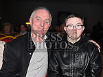 John and Sean McMillan at The High Kings at St. Kevins Community Centre Phillipstown. Photo:Colin Bell/pressphotos.ie