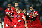 Al Ahli vs Al Hilal during the 2015 AFC Champions League Semi Final 2nd Leg on October 20, 2015 at the Rashid Stadium, in Dubai, UAE. Photo by Adnan Hajj /  World Sport Group