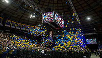 2018 MSU Graduation @ Fieldhouse Bozeman