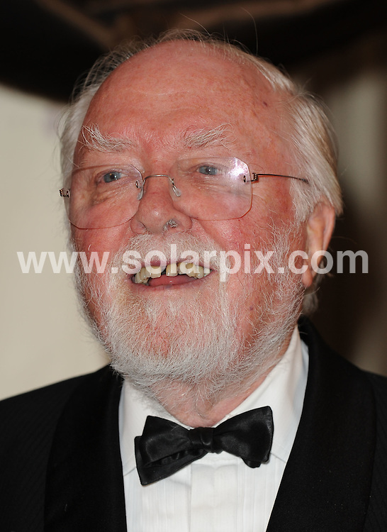 **ALL ROUND PICTURES FROM SOLARPIX.COM**.**WORLDWIDE SYNDICATION RIGHTS**.Award winners and presenters inside the Galaxy British Book Awards 2008. Held at the Grosvenor, Park Lane, Mayfair, London. April 09 2008...This pic: Sir Richard Attenborough..JOB REF: 6123 SSD     DATE: 09_04_2008.**MUST CREDIT SOLARPIX.COM OR DOUBLE FEE WILL BE CHARGED* *UNDER NO CIRCUMSTANCES IS THIS IMAGE TO BE REPRODUCED FOR ANY ONLINE EDITION WITHOUT PRIOR PERMISSION*