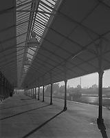 Station Platform<br /> Maryborough
