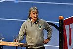 04.01.2018, Estrel Congress Center, Berlin, GER,  Internationaler DTB Tenniskongress 2019 <br /> <br /> im Bild Andreas Poppe referiert zum Thema Tennis in der Schule<br /> <br /> Foto © nordphoto/Mauelshagen