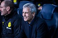 27th November 2019; Camp Nou, Barcelona, Catalonia, Spain; UEFA Champions League Football, Barcelona versus Borussia Lucien Favre Borussia Dortmund coach during a UEFA Champions League match - Editorial Use