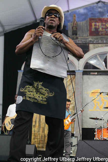2018 New Orleans Jazz & Heritage Festival