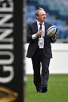 Jacques Brunel, France coach.<br /> Roma 16-03-2019 Stadio Olimpico<br /> Rugby Six Nations tournament 2019  <br /> Italy - France <br /> Foto Antonietta Baldassarre / Insidefoto