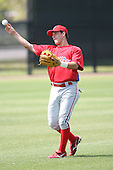 March 18th 2008:  Adrian Cardenas of the Philadelphia Phillies minor league system during Spring Training at the Carpenter Complex in Clearwater, FL.  Photo by:  Mike Janes/Four Seam Images