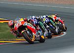 gopro motorrad grand prix deutschland<br /> races<br /> marc marquezdani pedrosa<br /> valentino rossi