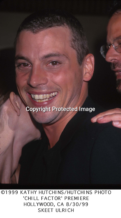 "© 1999  KATHY HUTCHINS / HUTCHINS PHOTO..""CHILL FACTOR"" PREMIERE..HOLLYWOOD,CA 8/30/99"
