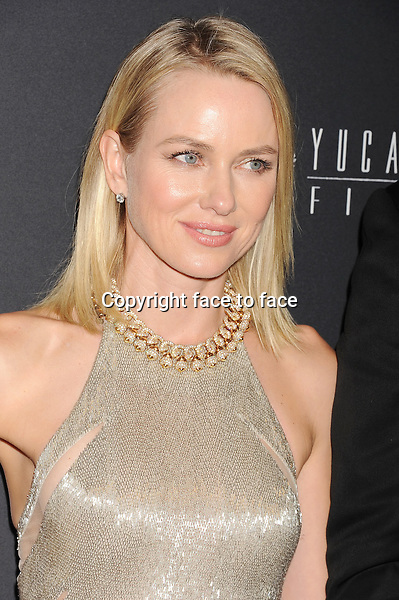 BEVERLY HILLS, CA- JANUARY 12: Actress Naomi Watts attends The Weinstein Company &amp; Netflix 2014 Golden Globes After Party held at The Beverly Hilton Hotel on January 12, 2014 in Beverly Hills, California.<br />