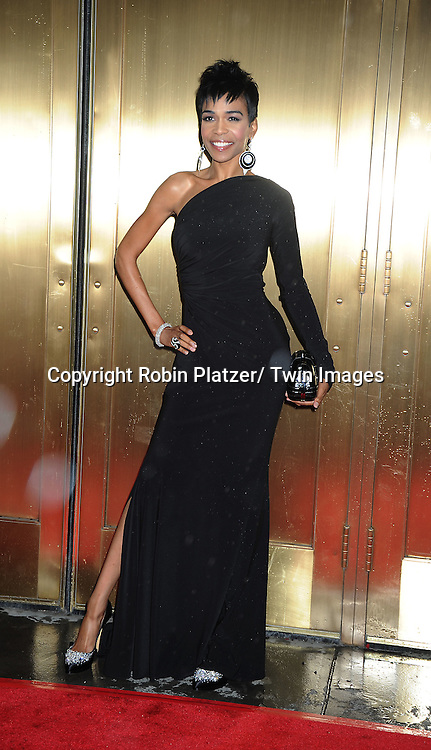 Michelle Williams arriving at The 61st Annual Tony Awards on June 13, 2010 at Radio City Music Hall in New York City.