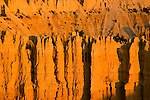 Bryce Canyon National Park, Sunset, Point Navajo Loop Trail, erosion, arid, Utah, UT, Southwest America, American Southwest, US, United States, Image ut335-17590, Photo copyright: Lee Foster, www.fostertravel.com, lee@fostertravel.com, 510-549-2202