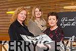 Ainsley Martin, Pam MacAneney, Kerry O Toole from Photo Book For you at the Business Expo 2015 in Fels Point hotel on Sunday