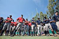 Baseball - MLB European Academy - Tirrenia (Italy) - 21/08/2009 - Players