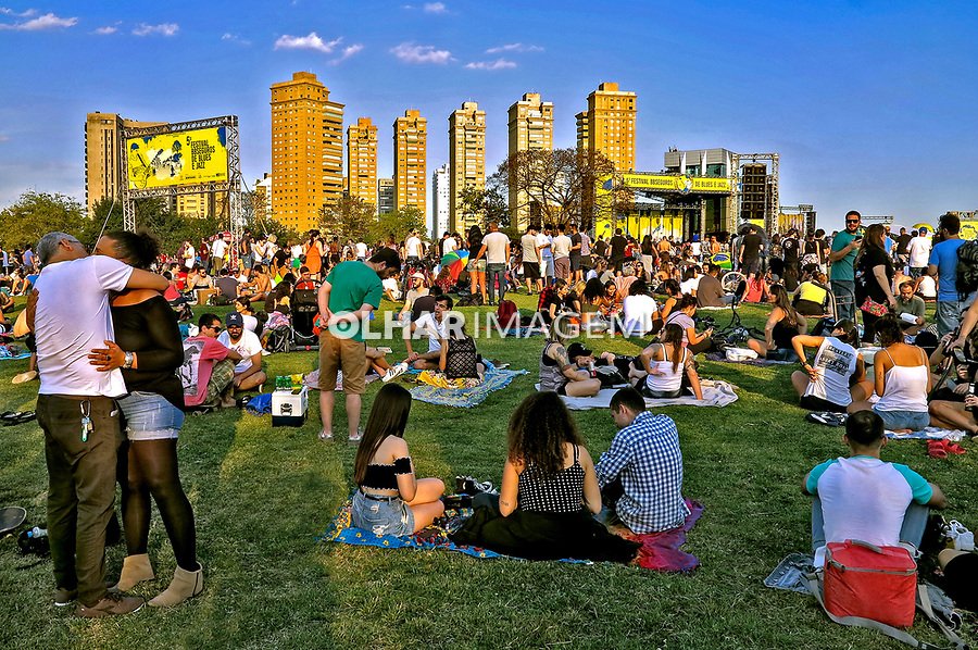 Festival de blues e jazz. Parque Villa Lobos. Sao Paulo. 2019. Foto Marcia Minillo