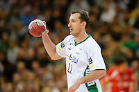 Drasko Mrvaljevic (FAG) am Ball
